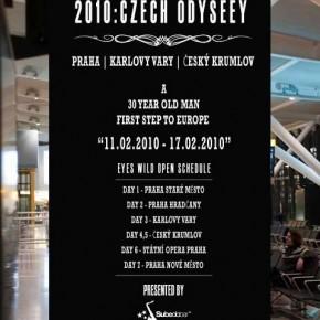2010 : 捷克漫遊 | 2010 : Czech Odyssey