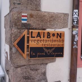 Český Krumlov的第一個午餐 - Laibon